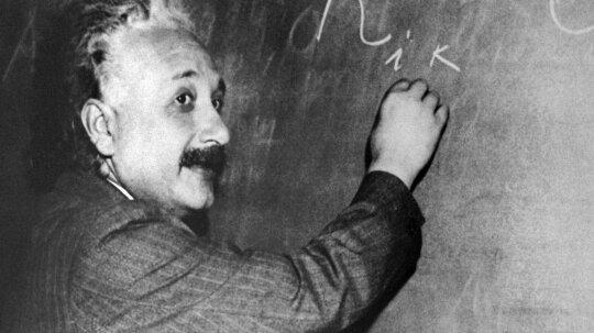 Did Einstein really fail math?