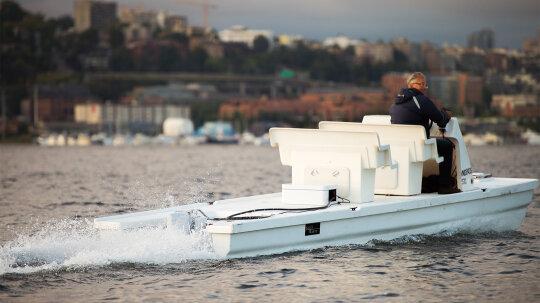 Electric Boats Make Emission-free Sea Travel a Reality