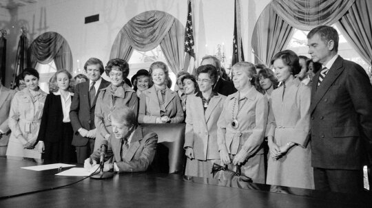 Fight for Equal Rights Amendment Enters a New Era