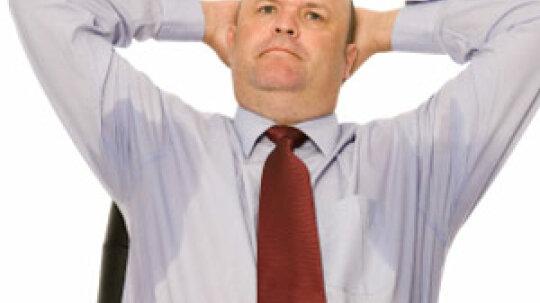 Excessive Underarm Sweating