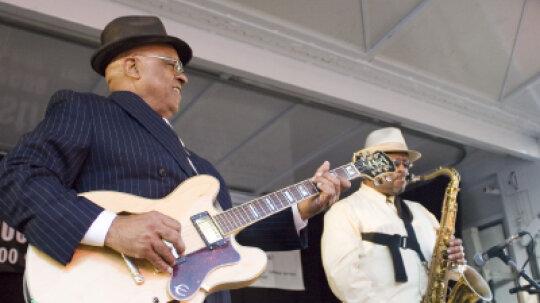 Family Vacations: Delta Blues Festival