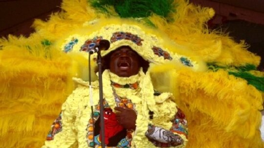 Family Vacations: New Orleans Jazz and Heritage Festival