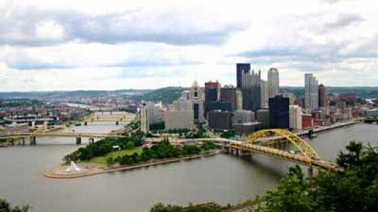 Family Vacations: Pittsburghs Three Rivers