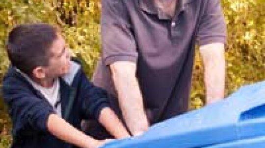 How Family Volunteer Opportunities Work