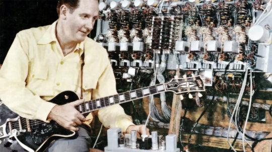 10 Famous Guitars