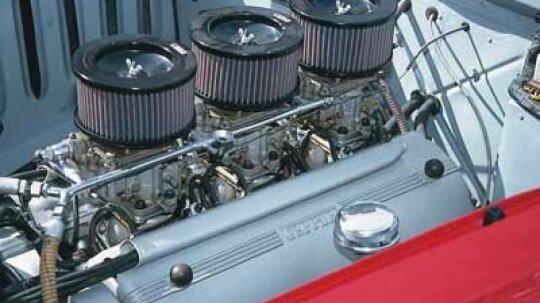 Other Cars With Ferrari Engines