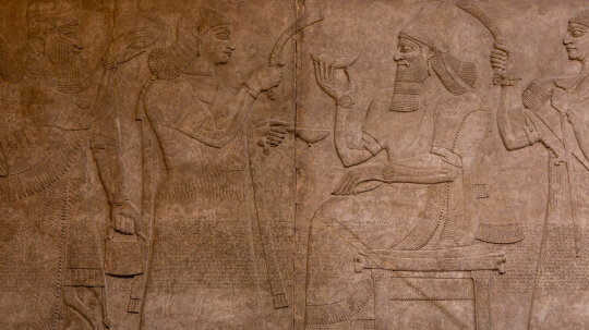 Who Was the World's First King?