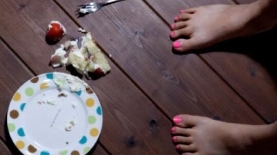 Does the five second rule really work?