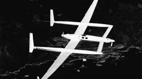 Flight after the Cold War Timeline