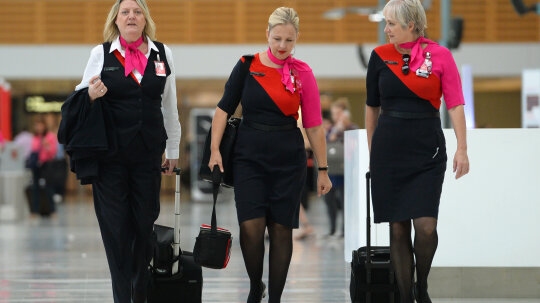 How Flight Attendants Work