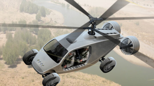 How Flying Humvees Will Work