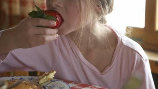 What foods are good for a child's brain?