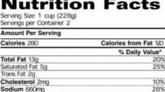 7 Basic Nutrition Tips