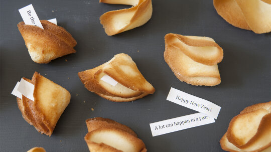 Who Invented the Fortune Cookie?