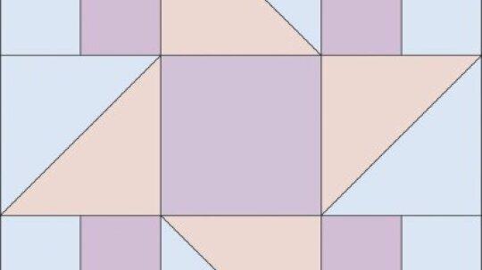 Friendship Star (Variation) Quilt Block