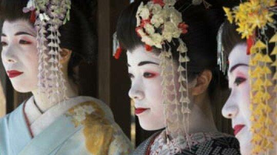 Geisha Facials