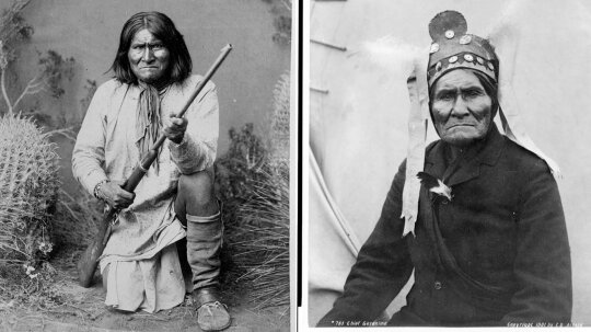 How Geronimo Went From Guerilla Warrior to POW
