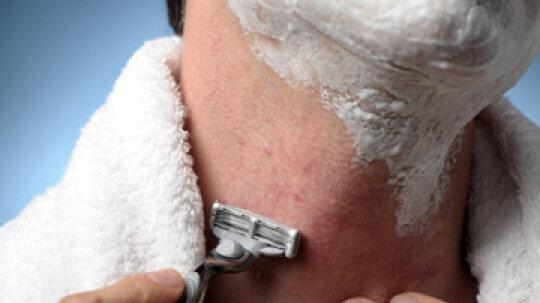 How do you get rid of shaving bumps?