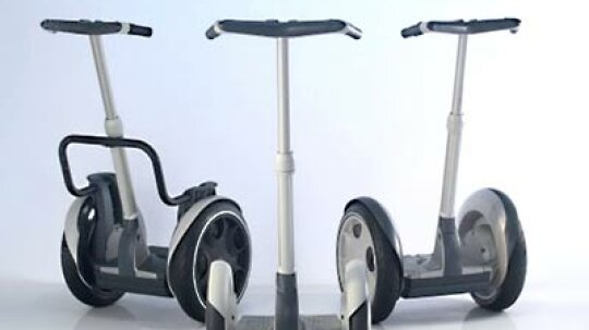 What's the Segway recall about?