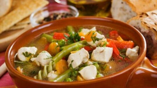 Ward Off Gingivitis: A Vegetable Soup Recipe for your Gums