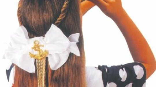How to Make Girls' Hair Bows
