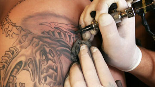 At a Glance: Tattoos and Skin Health