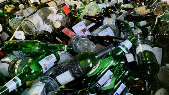 Is Glass Recycling in the U.S. Broken?