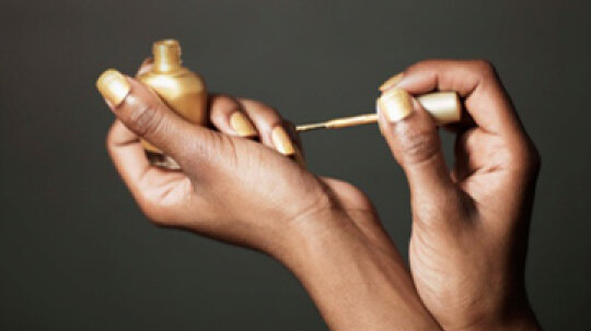 The Story Behind 14-Karat Nails