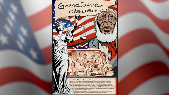The Racial History of the Term 'Grandfathered In'