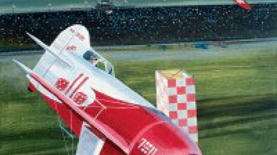 Granville Brothers Gee Bee Super Sportster R-1