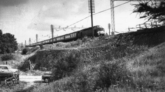 How the Great Train Robbery Worked
