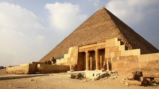 How Cosmic Rays Revealed a Secret Void in the Great Pyramid