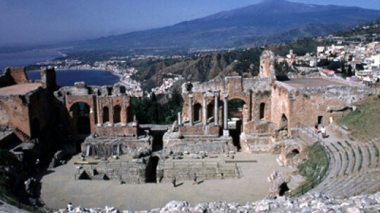 Did the ancient Greeks get their ideas from the Africans?