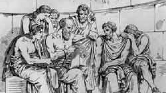 Greek Philosopher Pictures