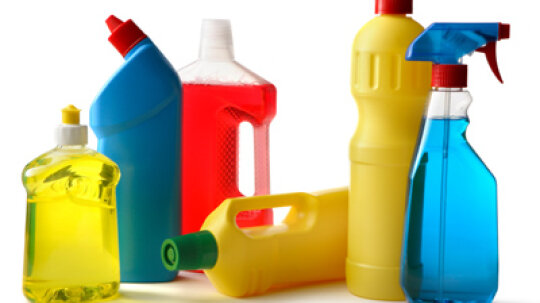 How do I know which cleaning products are the most environmentally friendly?