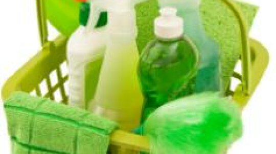 10 Green Home Cleaning Tips