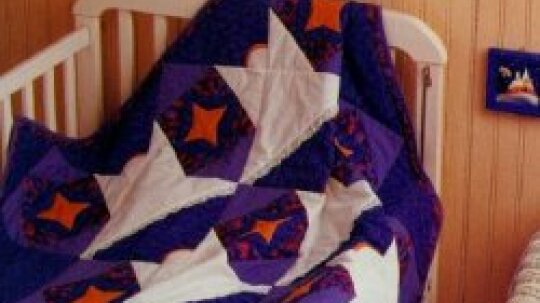 Guardian Angels Baby Quilt Pattern
