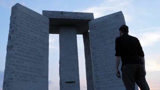 The Georgia Guidestones: A Monumental Mystery