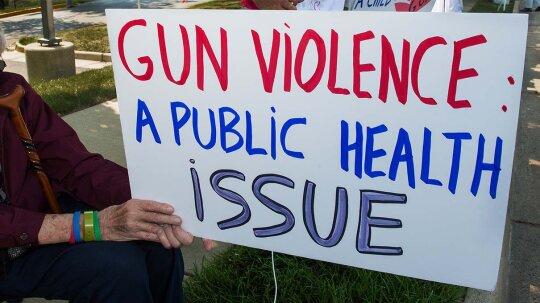 Dickey Amendment Blocks Research on Gun Violence, Critics Say