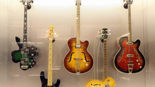 How Electric Guitars Work