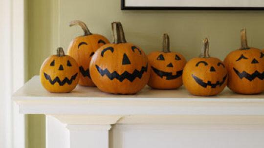 5 DIY Halloween Decor Ideas