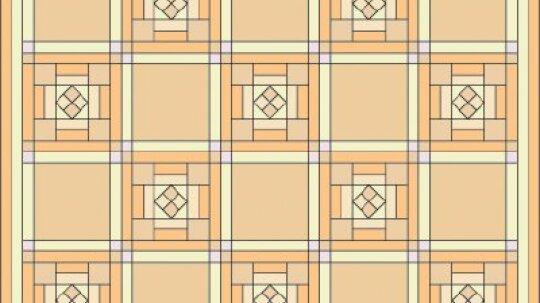 Handwoven Beauty Quilt Pattern