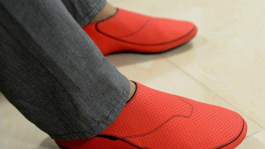 How Haptic Footwear Works