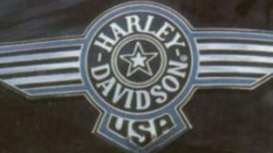 Hog Wild: Harley-Davidson Logos Through the Years