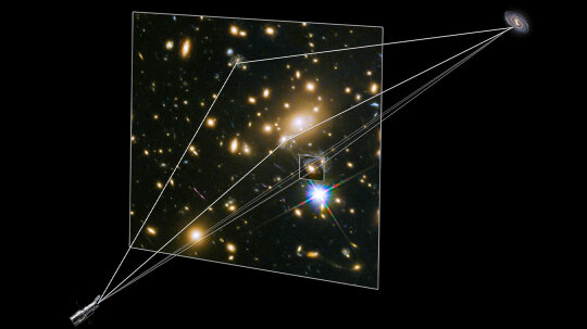 Search for Dark Matter Boosted by Quantum Tech