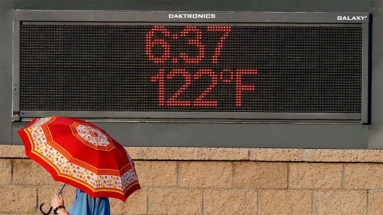 Earth Hits 400 Straight Months of Hot