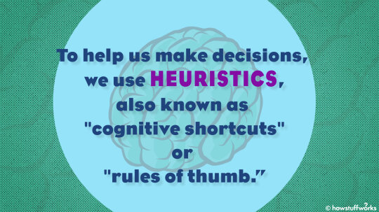 You Already Use Heuristics Every Day. Here's What They Are