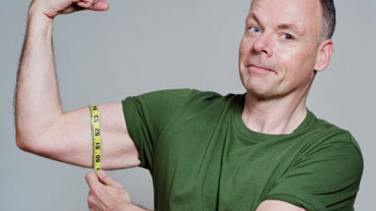 Does human growth hormone slow the aging process?