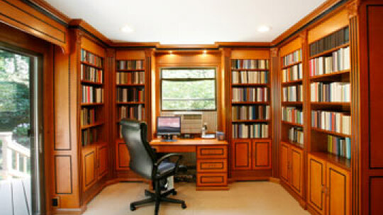 Home Office Decor Pictures