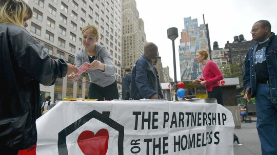 Homeless Americans Can Vote, But It Isn't Easy